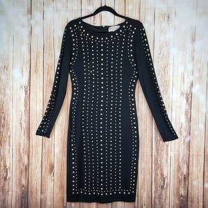Philosophy size medium blk dress